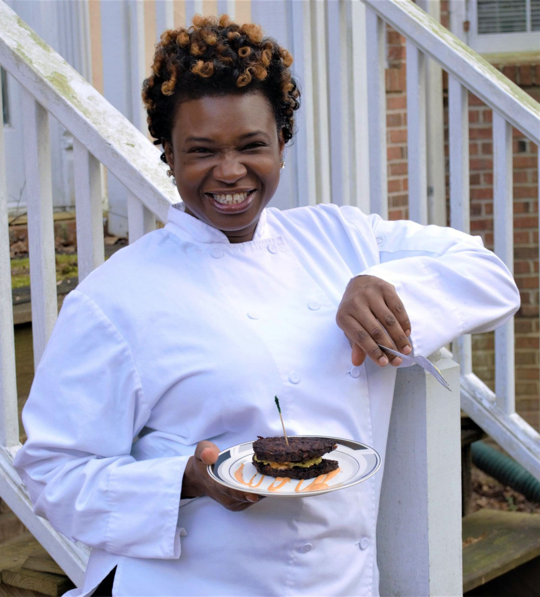 Roshelle's Cuisine and Catering Services - Chef Roshelle Muhammad