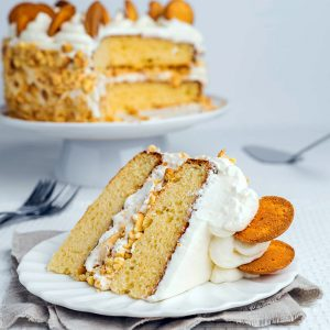 Roshelle's Cuisine and Catering Services Atlanta - Banana Pudding Cake